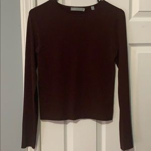 Vince classic viscose pullover NEW S